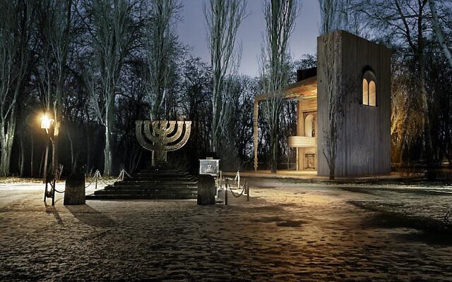 Babyn Yar Symbolic Synagogue