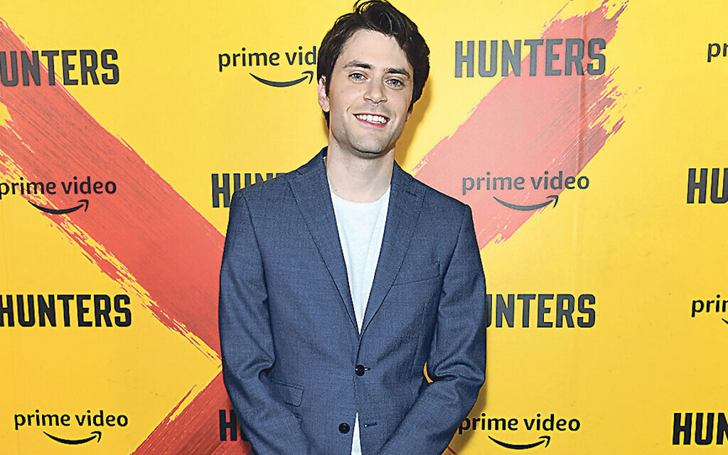 David Weil attends the Exclusive Screening of Amazon Prime Video's Hunters at the Curzon Soho ahead of its release on Prime Video on Friday 21st February.