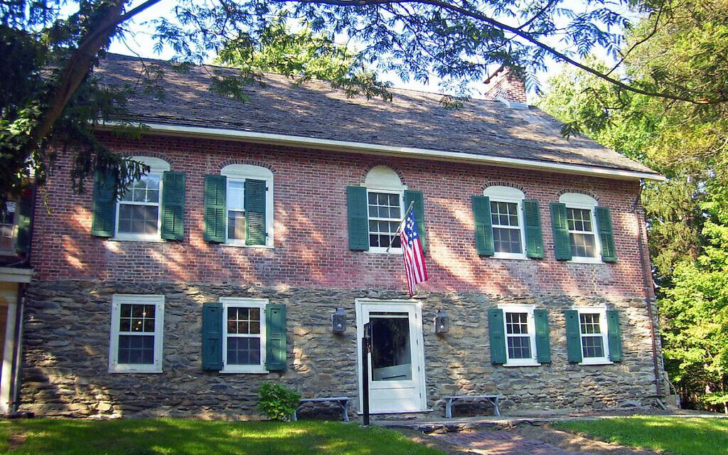 Gomez Mill House, Newburgh, New York