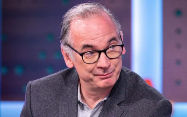 Paul Ritter, who played Martin Goodman in Channel 4's Friday Night Dinner
