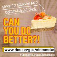 Smoked Salmon cheesecake?