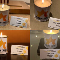 Yom HaShoah memorial candles from Keir Starmer, Rachel Riley, Facebook's Nicola Mendelsohn and comedian Matt Lucas