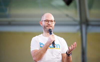Image: Beam founder, Alex Stephany