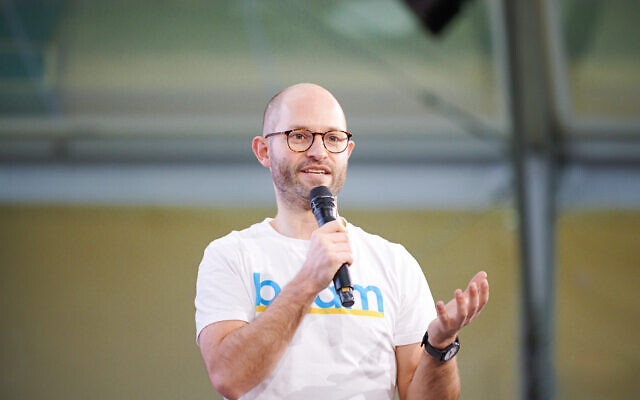 Image: Beam founder, Alex Stephany