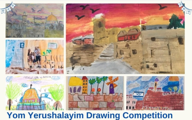 Children are being encouraged to send in a drawing or painting to win prizes in the competition