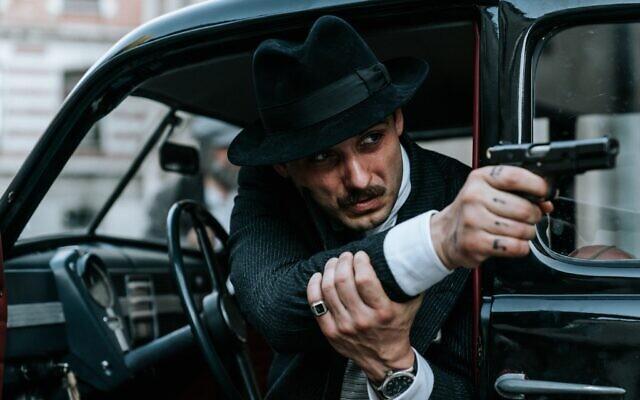 Jakub Szapiro, played by Polish actor Michal Zurawski