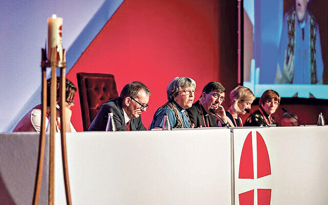 Previous Methodist conference in 2019