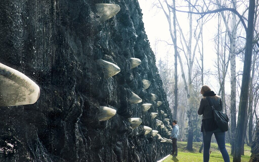 'Crystal Wall of Crying' by artist Marina Abramovic will be unveiled this year
