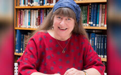 Dr Lindsey Taylor-Guthartz, who appeared on BBC's Radio 4, to argue for women rabbis in the Orthodox tradition