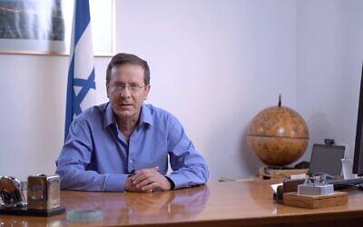 Isaac Herzog (Photo: Jewish Agency)