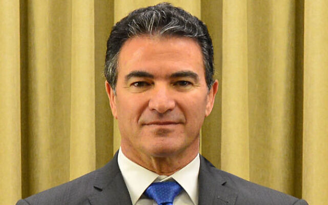 Yossi Cohen (Wikipedia/Photo by Kobi Gideon / GPO/ SourceSpokesperson unit of the President of Israel/ Attribution-ShareAlike 3.0 Unported (CC BY-SA 3.0))