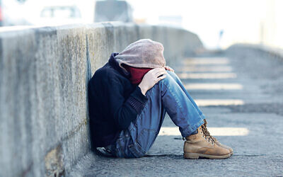 Many young men helped by The Boys Clubouse have experienced domestic abuse, addiction and homelessness
