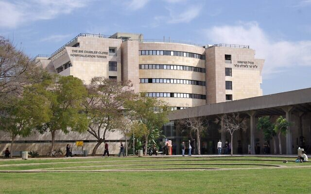 One of the procedures will take place at the Sheba Medical Centre in Tel Hashomer, near Tel Aviv