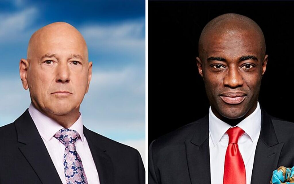 Claude Littner will be replaced by Tim Campbell for the new series of The Apprentice