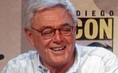 Richard Donner (Wikipedia/Sourcehttps://www.flickr.com/photos/tostie14/196647955/ AuthorTostie14/ Attribution 2.0 Generic (CC BY 2.0)  https://creativecommons.org/licenses/by/2.0/legalcode)