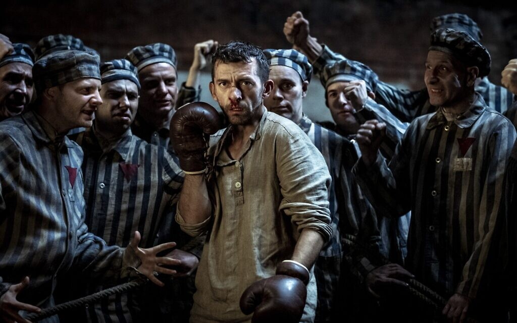 The Champion of Auschwitz delves into the life of Tadeusz 'Teddy' Pietrzykowski