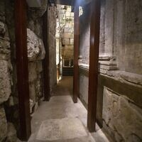 Visitors will soon be able to explore it (Photo: Israel Antiquities Authority)