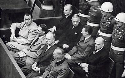 Nuremberg Trials