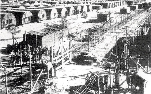 Internment camps in Cyprus