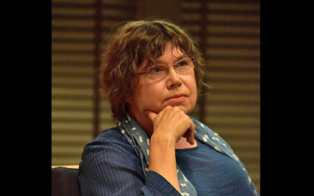 Scholar Barbara Engelking in 2018. (Wikimedia Commons)