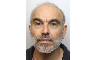 Martin Stone, a tourist from Israel, was jailed for his voyeurism
