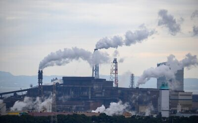 Pollution (Photo by Kouji Tsuru on Unsplash)
