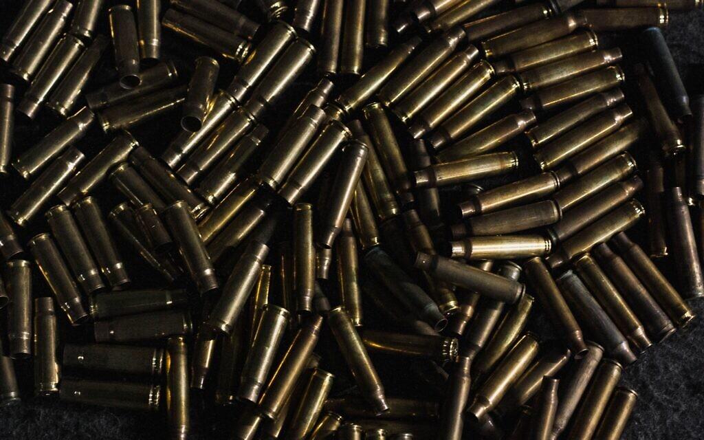 Bullets (Photo by Mykola Makhlai on Unsplash)