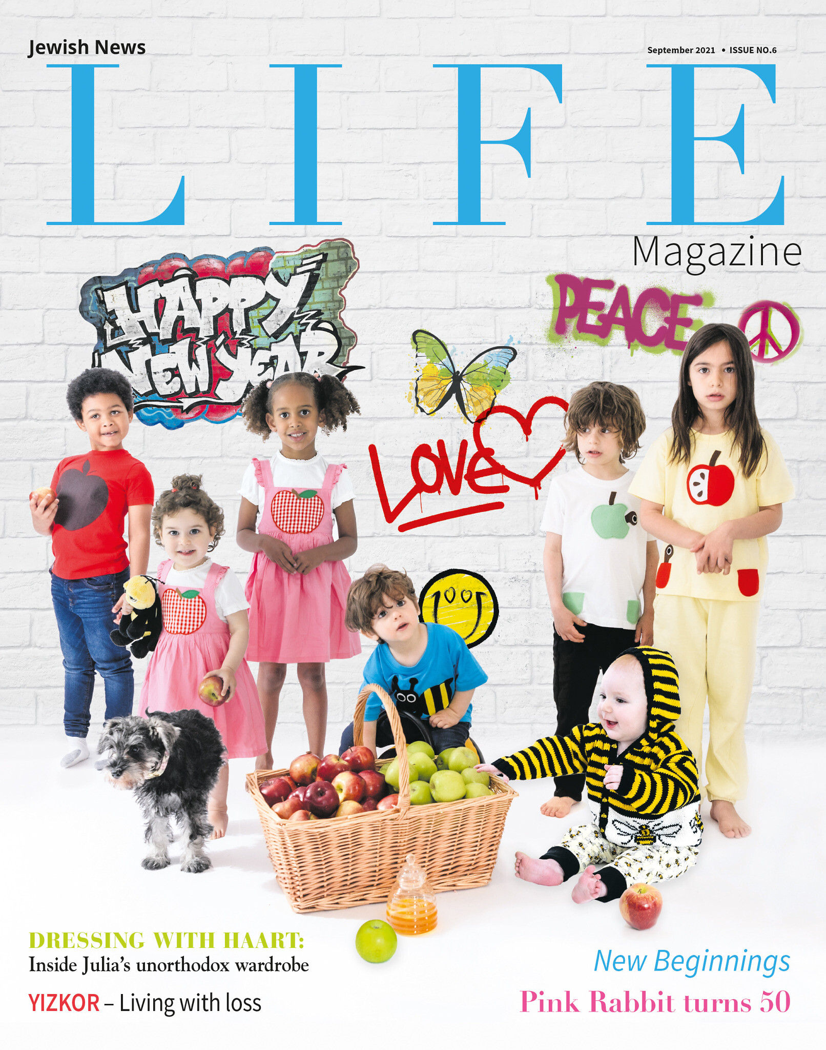 Read life magazine!