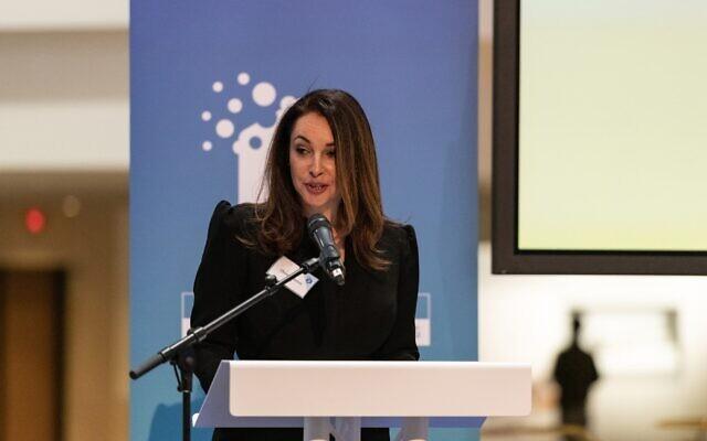 Chana Kanzen, CEO of Jewish Interactive (Image: Jewish Interactive)