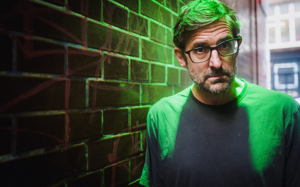 Louis Theroux explores far-right anti-Semitic extremists in his new series, Forbidden America
