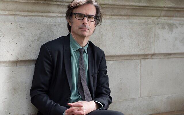 Political journalist Robert Peston