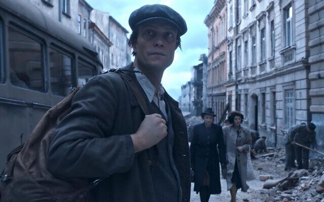 August Diehl stars as Max in Plan A alongside Nikolai Kinski, Milton Welsh and Sylvia Hoeks
