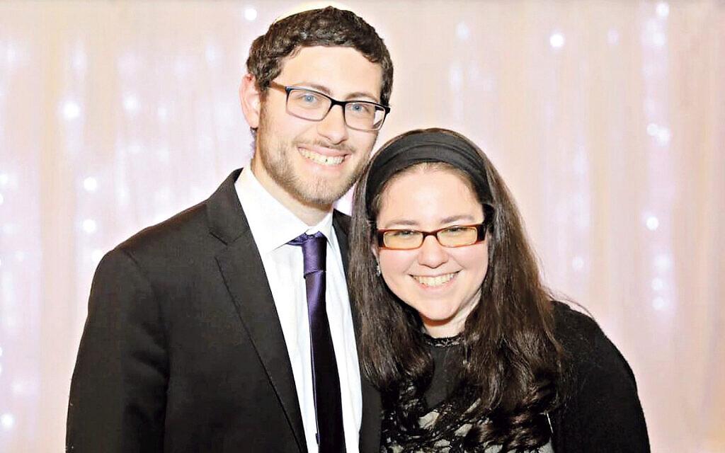 Rabbi and Rebbetzin Hambling