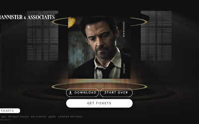 D-ID recently collaborated on the film Reminiscence, featuring Hugh Jackman