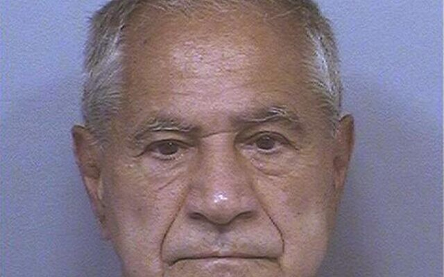 Inmate photo provided by the California Department of Corrections and Rehabilitation showing Sirhan Sirhan, the assassin of Robert F. Kennedy, dated August 25, 2021. (Wikipedia/ Sourcehttps://inmatelocator.cdcr.ca.gov/ /  AuthorCalifornia Department of Corrections and Rehabilitation /)