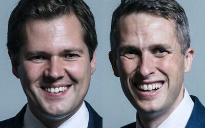 Robert Jenrick and Gavin Williamson