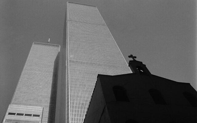 Twin towers  (Photo by Steve Harvey on Unsplash)