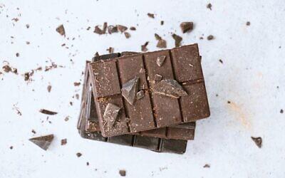 Chocolate (Photo by Tetiana Bykovets on Unsplash)