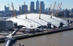 02 Arena London (Wikipedia/Author Danesman1 / Attribution-ShareAlike 3.0 Unported (CC BY-SA 3.0)  https://creativecommons.org/licenses/by-sa/3.0/legalcode)