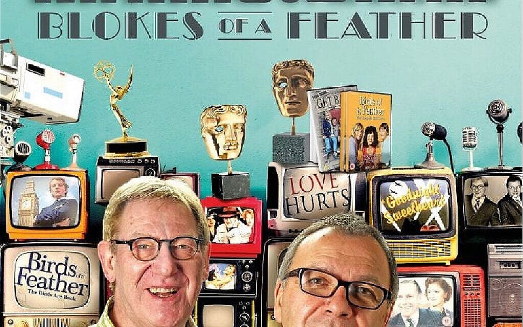 Birds of a Feather duo Laurence Marks and Maurice Gran will speak about their illustrious comedy writing career on 24 October as part of the Tsitsit Fringe Festival