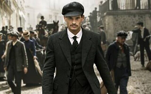 Police chief Louis Lepine (played by Marc Barbé) in BBC Four's new drama Paris Police 1900