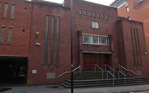 Manchester Reform Synagogue on Jackson's Row