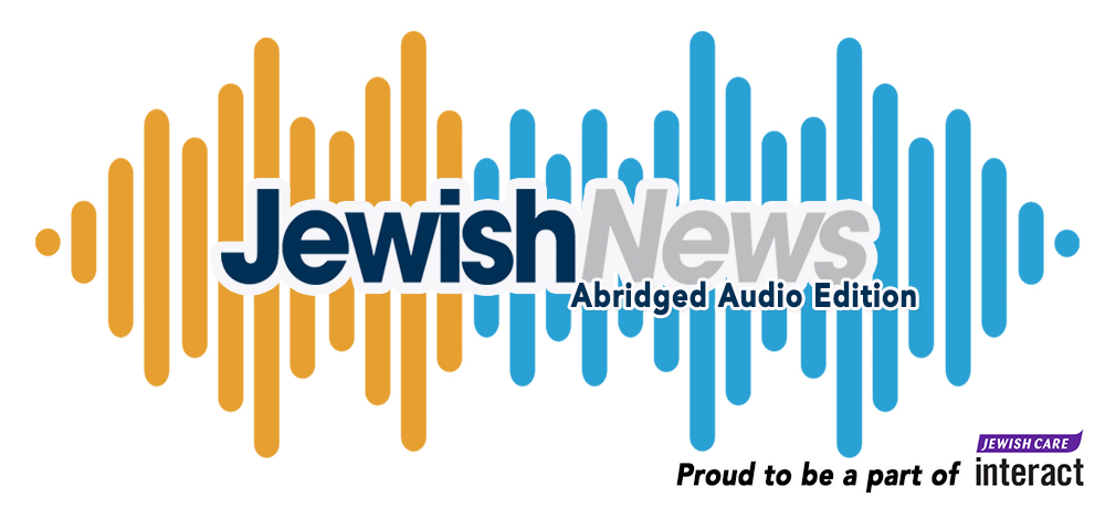 Jewish News Audio