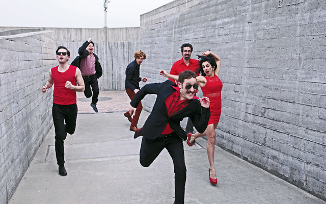The klezmer-rock band Golem will be at Joe's Pub on June 18 as part of KulturefestNYC.