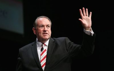 Mike Huckabee (Scott Olson/Getty Images)