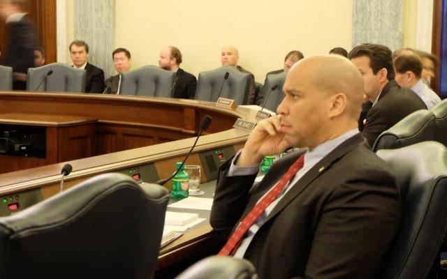 Senator Cory Booker