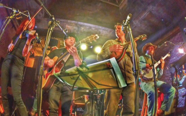 Deadgrass in concert.