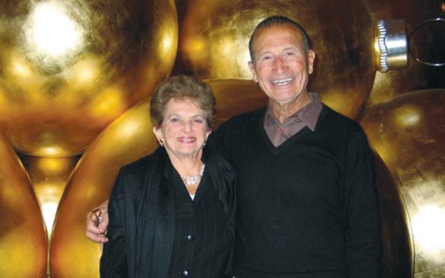 Eleanor and Edward Epstein