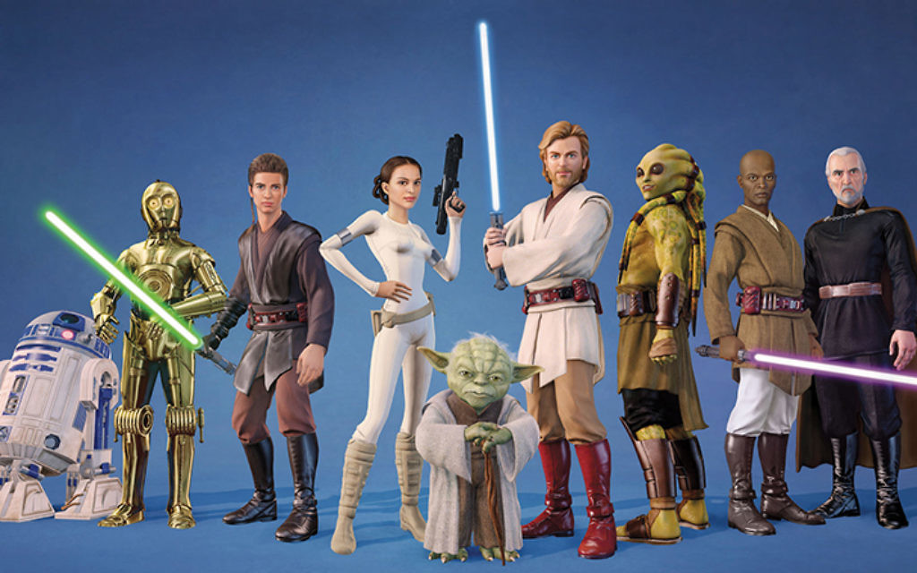 Star Wars' Yoda or Jewish sage? | The Jewish Standard