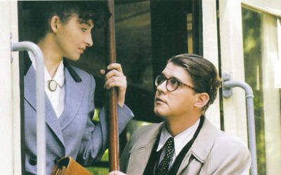 """Andrzej Wajda's 1995 """"Holy Week,"""" a Polish film, is featured in the retrospective."""